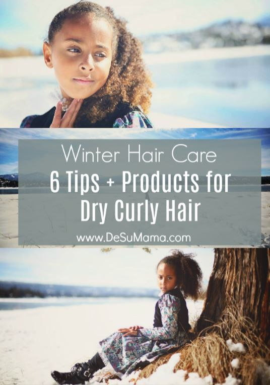 6 Products To Protect Dry Curly Hair Winter Hair Care Dry Curly