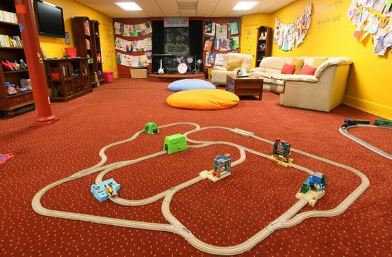 Frontenac couple create the perfect #playroom for sons