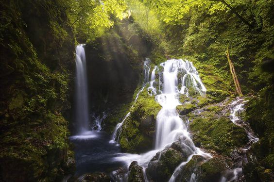 Memories of Moss Valley by jae youn ,Ryu on 500px.... #Falls #Moss #Valley #Yongso falls #Waterfall #taebaek #long exposure #Gangwon-do #Landscape #stream #Samcheok #cascade