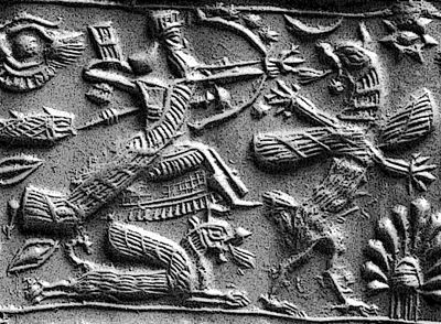 dragons in sumerian mythology - Google Search