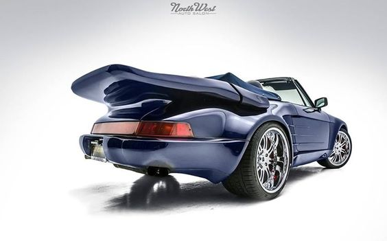 Sir Mix A Lot Porsche for sale at Cats Exotics