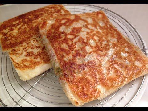 عجينة المطبق في البيت Cooking Arabic Food Breakfast Recipes