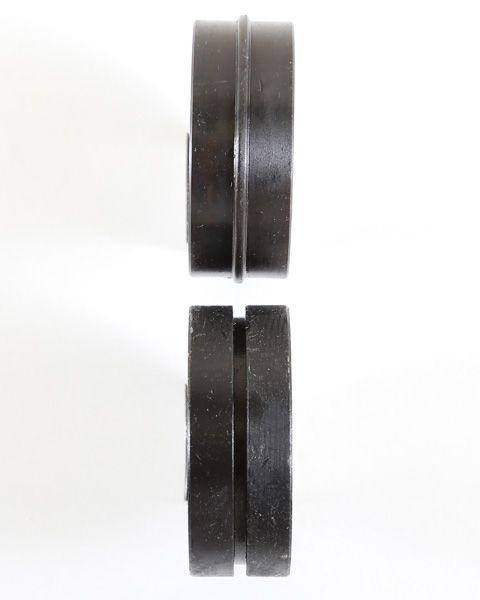 Flat Bead Die 1 8 Steel Metal Working Tools Sheet Metal Tools Metal Tools