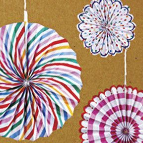Toot Sweet Pinwheel Decorations – Shop Sweet Lulu 6/$13