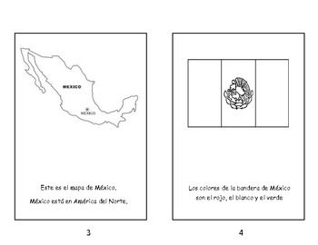 FREE mini book about Mexico
