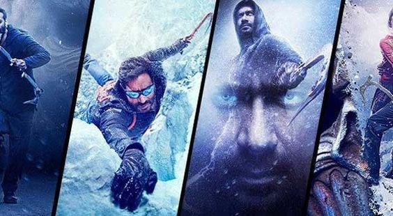 शिवाय' अजय देवगन के करियर की बजट के हिसाब से सबसे महंगी फिल्म है, लेकिन बॉक्स ऑफिस पर शिवाय की बात की जाये