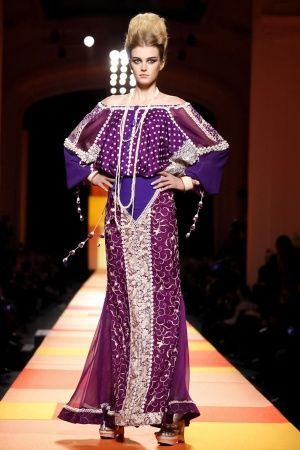 Jean Paul Gaultier Spring Summer Couture 2013 Paris