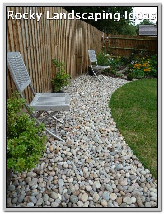 Tips On Having A Low Maintenance Landscape Landscaping Lovers Small Garden Landscape Pebble Landscaping Landscape Borders