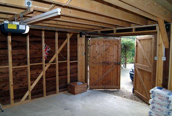 Barn door garage doors side hinged barn doors a for 10x10 overhead door