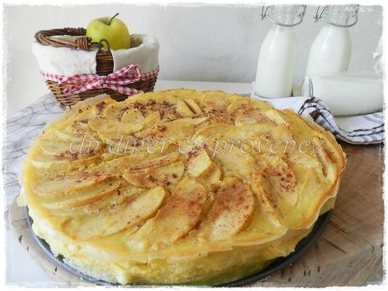 Matafan aux pommes