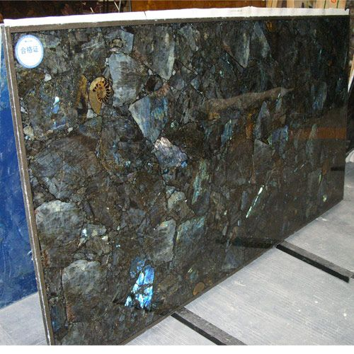 Labradorite Granite Slab Price | Labradorite Granite Countertops |  Countertops I Like | Pinterest | Granite Slab Prices, Granite Slab And  Granite ...