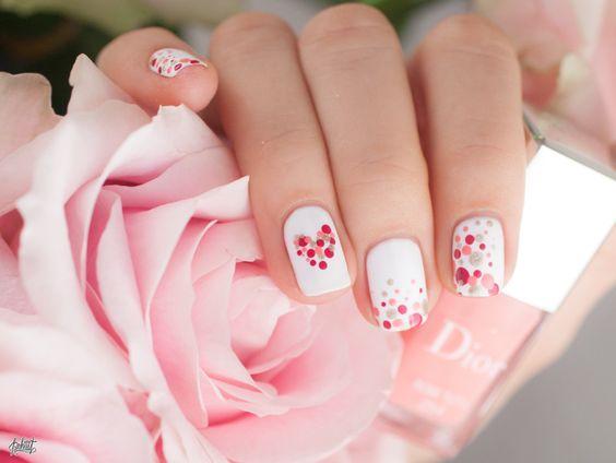 5 Idées de Nail art simples pour la Saint Valentin (+Concours de nail art avec Cuponation)