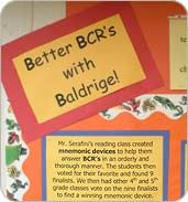 Balridge best practices; data notebooks, monitoring charts, PDSA examples, templates