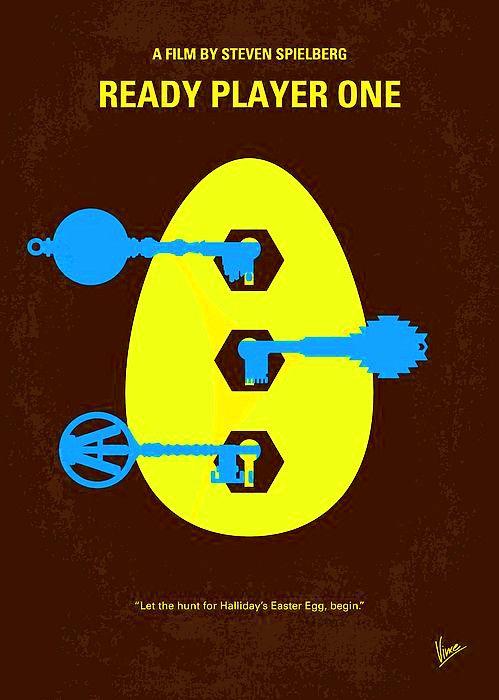 レディプレイヤーワン金の卵と三つの鍵