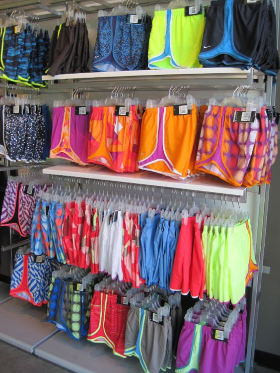 Nike running shorts in brand new colors need