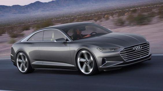 """#Audi Prologue Piloted Driving Concept - #Audi zeigt """"lernendes"""" Auto auf der #CES http://bit.ly/1yALRNf"""