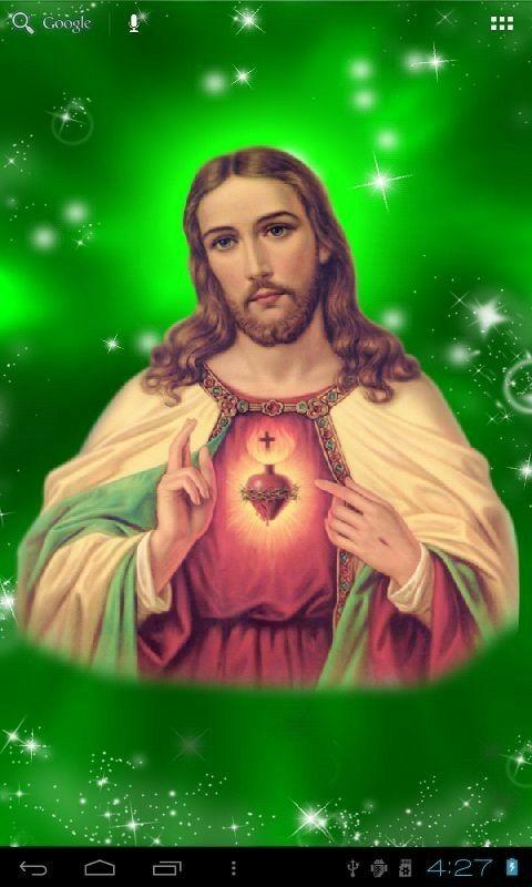 Pin By Clara Garzon On Pray Jesus Pictures Jesus Wallpaper Live Wallpapers