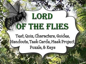 an assessment of the novel lord of the flies by william golding William golding's most famous novel  lord of flies by william golding comprehension ks2  lord-of-flies-by-william-golding-text activity pdf,.