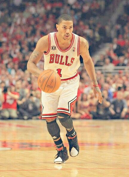 Derrick Rose... All day...