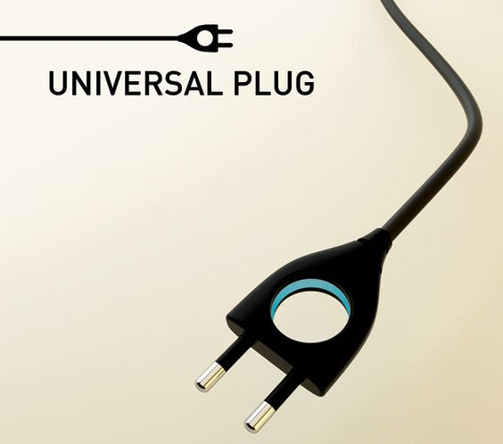 The Tron Tug: The Universal Plug kinda puts an end to all debates about how a plug should be designed to remind us to yank it out, once we switch off our devices. The convenient hollow center and glowing Tron-esque halo are an intuitive reminder. If nothing else, it doubles up as a cheap night-light, so I'm sold!