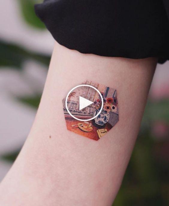 Pin En Lindos Y Pequenos Tatuajes