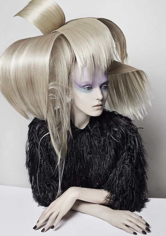 Maja Salamon photographed by David Dunan and styled by Sara Maino