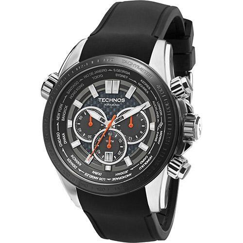[submarino] Relógio Masculino Technos Analógico OS2AAL/8K R$ 220,00 + FRETE
