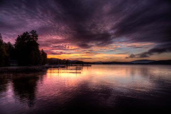 lake george ny 4th of july 2012