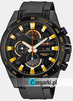 Piękny zegarek z limitowanej kolekcji Red Bull :)