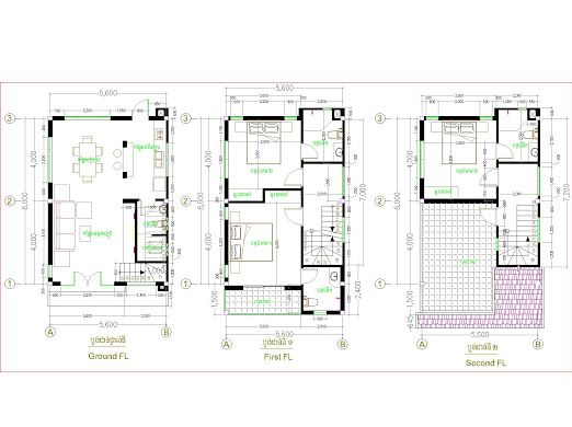 Predprosmotr Obekta Na Diske Small House Floor Plans Two Story House Design How To Plan