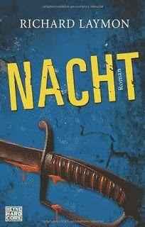 Medienhaus: Richard Laymon - Nacht (Horrorroman, 2007)