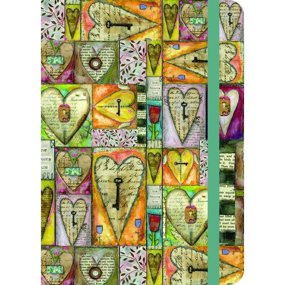 Key To My Heart Petite Journal , 2226008 | Lang