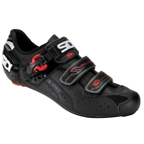 Sidi Genius 5 Carbons are good cycle shoes...Comfortable and everything is replaceable too...
