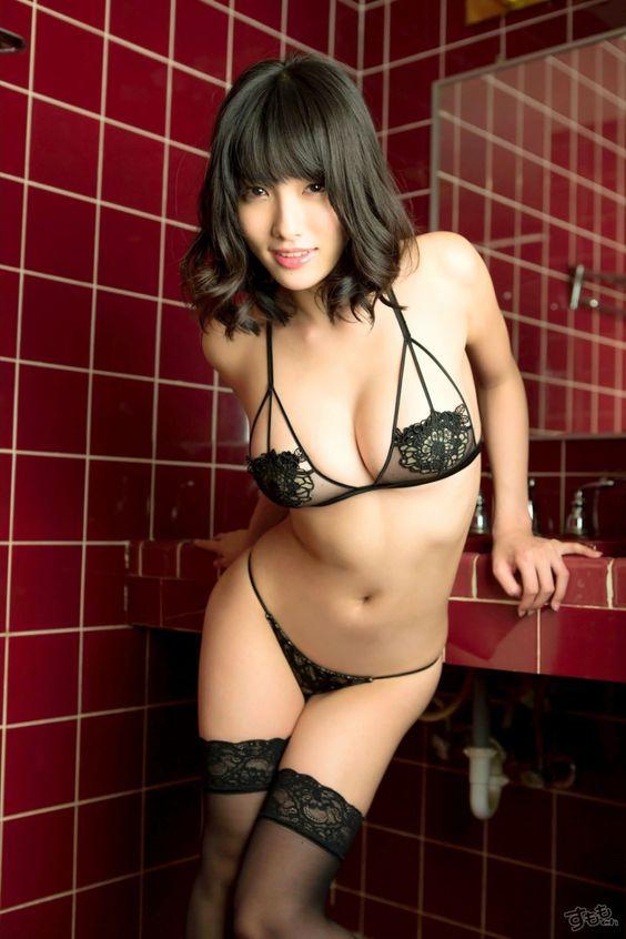 "sexy-lady-japan: ""  【10,000 PICS FESTIVAL】 今野杏南(Anna Konno) Jul 17, 2016【39R】 """