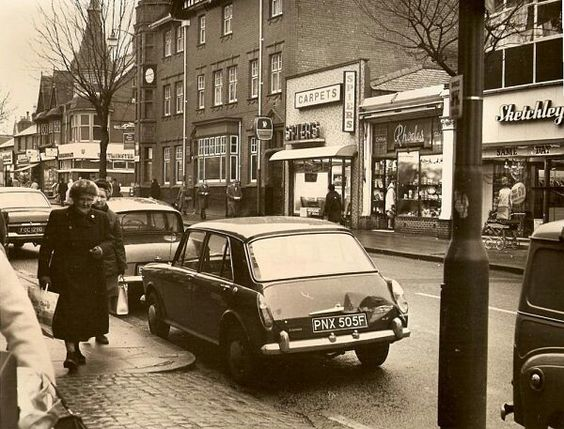 Kings Heath 1968