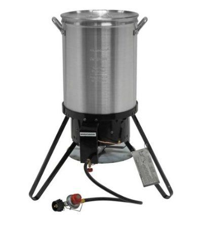 Brinkmann Turkey Fryer: An Outdoor Deep Fryer