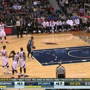 Memphis Grizzlies set NBA shot-clock era record with one FT attempt — and win anyway