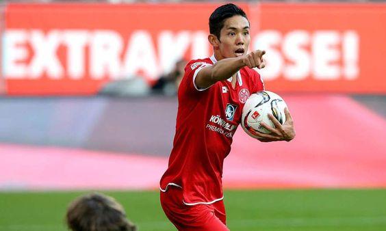 Manchester United eyeing a £12million deal for Mainz striker Yoshinori Muto