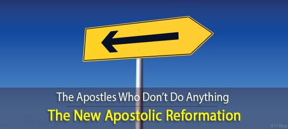 The Apostles Who Don't Do Anything