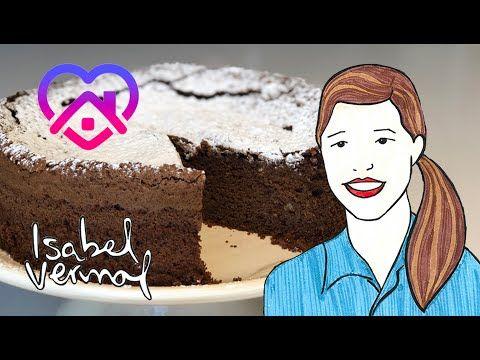 Bizcochuelo Esponjoso Y Húmedo De Chocolate Youtube Bizcocho Esponjoso Chocolate Bizcocho