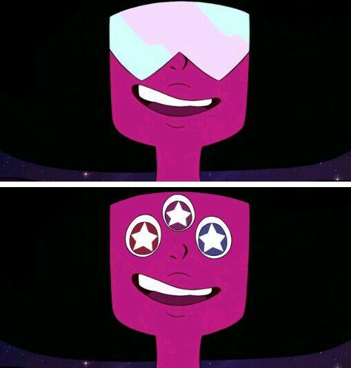 Pictures Of Garnet Steven Universe Eyes Kidskunstinfo