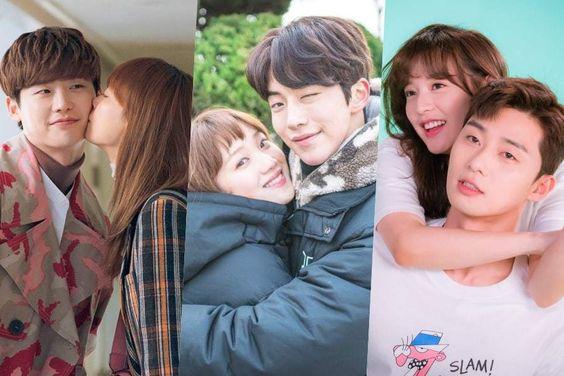 7 K-Drama Pairings That Are Actual #HealthyCoupleGoals