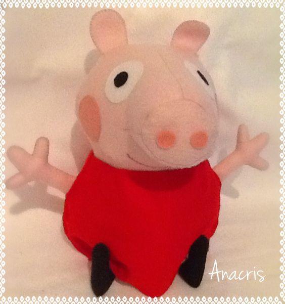 Pepa Pig Feltro