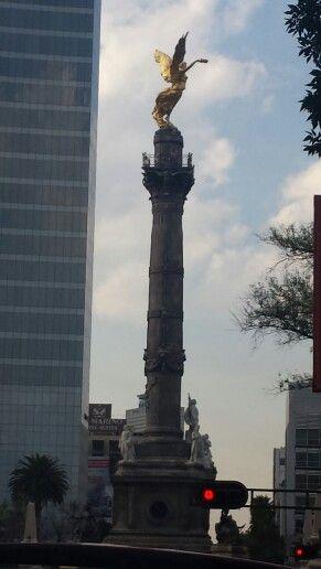 Él Angel... Ciudad de México