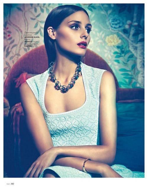 Olivia Palermo by Andoni & Arantxa