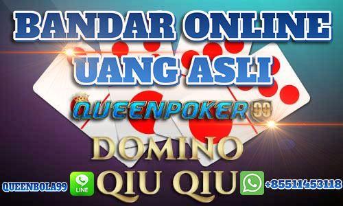 Bandar Domino Qiu Qiu Online Uang Asli Queenpoker99 Merupakan Bandar Domino Qiu Qiu Online Uang Asli Teraman Dan Terbesar Di Uang Kartu Remi Permainan Kartu