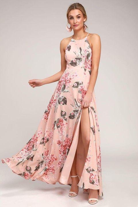 17++ Bright maxi dress for wedding ideas