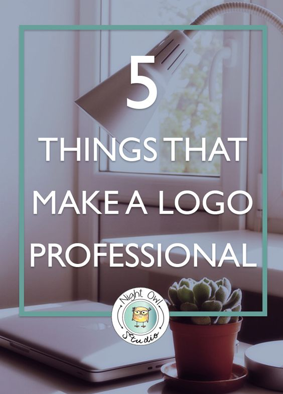 A logo is such an important part of your brand and that is why it is important to invest the time and money into developing a professional looking logo. It can be daunting at first to work with a designer but if you understand what your logo needs in order to be professional you can prepare yourself and your business better.