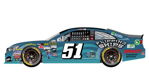 Paint Scheme Preview: Texas | NASCAR.com