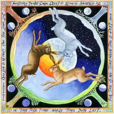 Celtic Lady: MAY FULL MOON, lovely, this one.